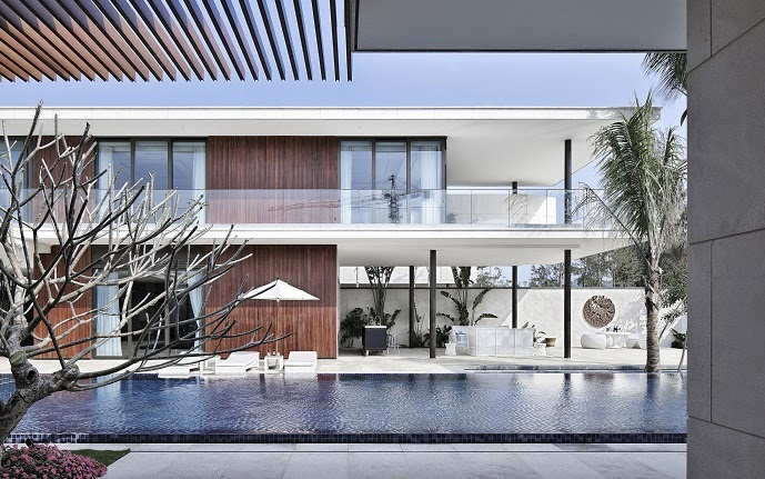 piscina-Villa-Chenglu