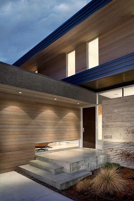 Casa moderna ocean park campos leckie studio vancouver for Casas modernas hormigon visto