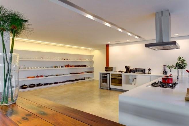 cocina-casa-moderna-brasil