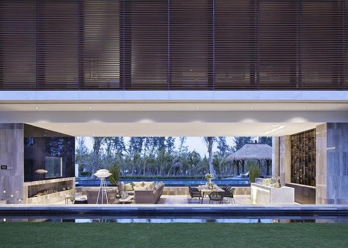fachadas-moderna-Villa-Chenglu