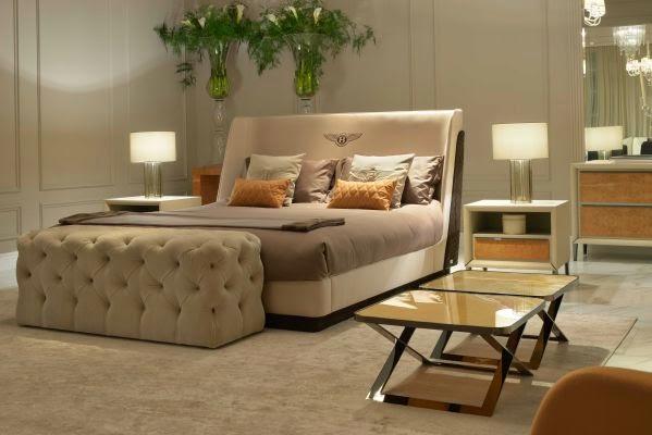 muebles-cama-Bentley-home-collection | ArQuitexs