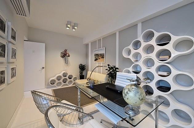 Renovaci n y decoraci n de un departamento moderno en for Diseno de interiores departamentos modernos