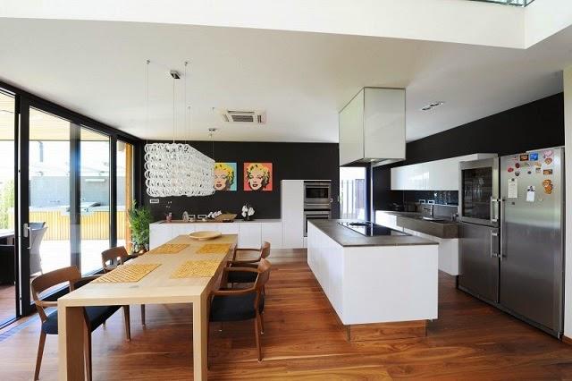 cocina-moderna-Villa-Novak