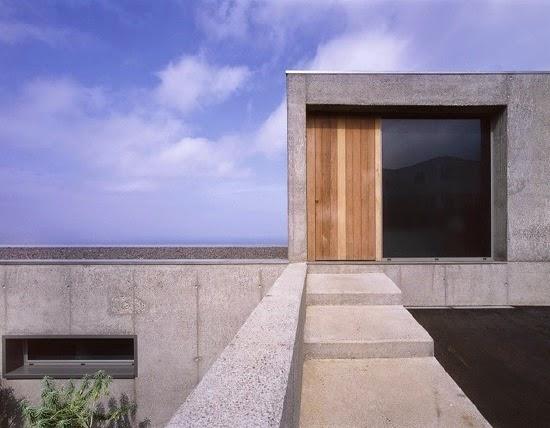 Casa en el jardin del sol corona y amaral arquitectos for Casa minimalista tenerife