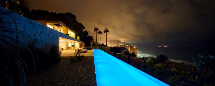 casa-con-piscina-brasil-Studio Arthur Casas