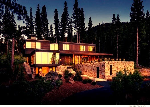 casa-fachada-madera-piedra