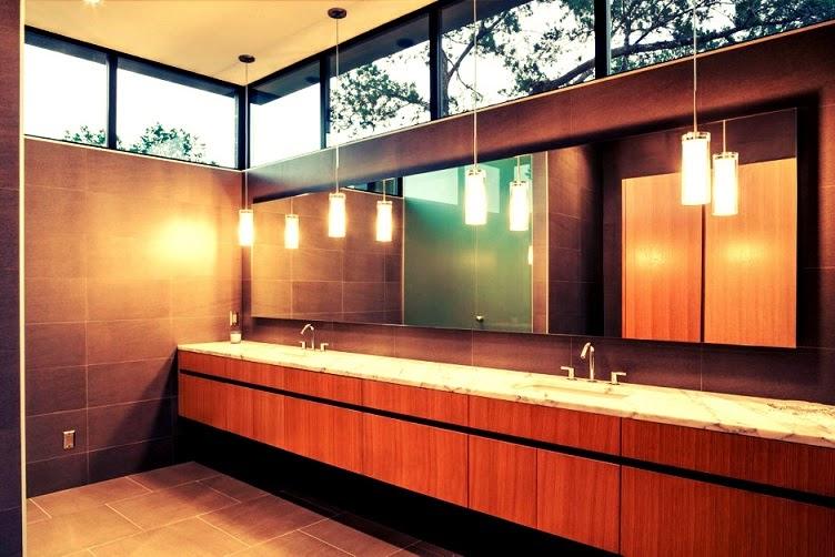 baño-moderno-encimara-marmol