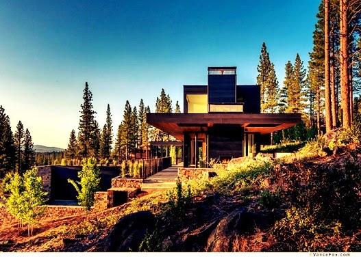 casa-moderna-de-madera-cedro-negro