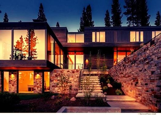 fachada-piedra-madera-cedro