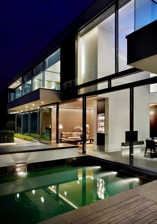 Casa De Campo Moderna A Orillas Del Río Támesis Diseño Vip