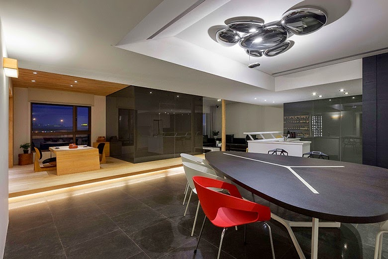 decoracion-futurista-Departamento-moderno