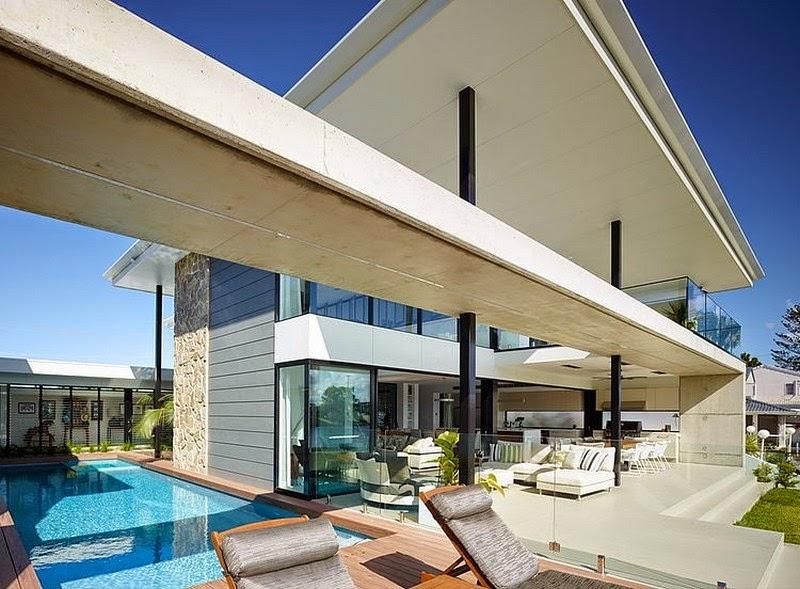casa-moderna-Riverfront-Residence