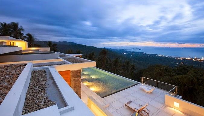 piscina-Villa-de-lujo-koh-Samui