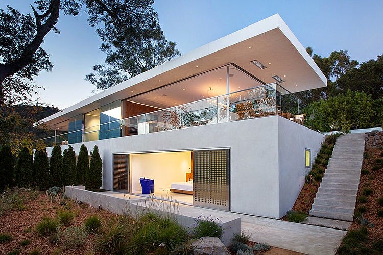 Turner Residence by Jensen Architects