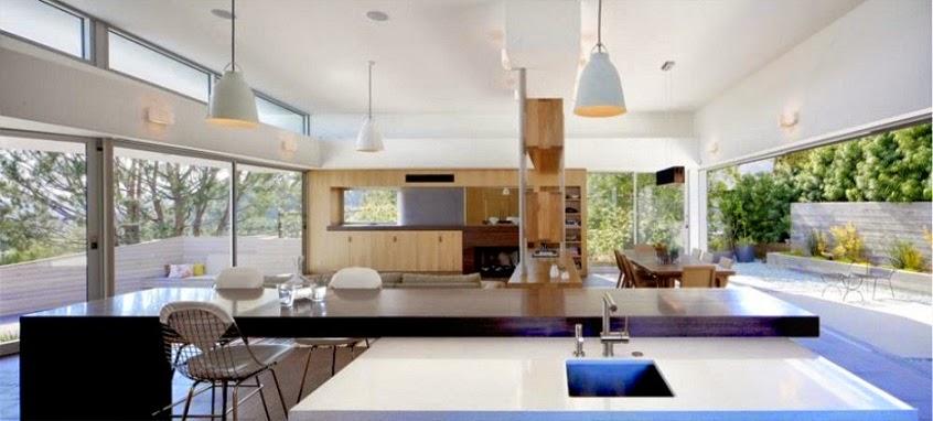 Fachadas de casas en los angeles california casa for Casa minimalista wikipedia