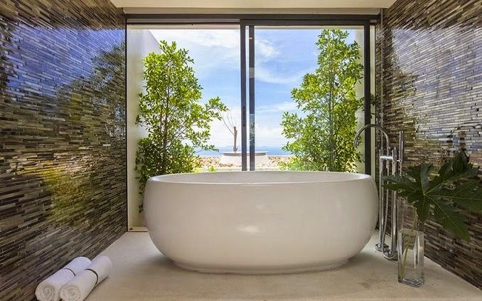 bañera-Villa-de-lujo-koh-Samui