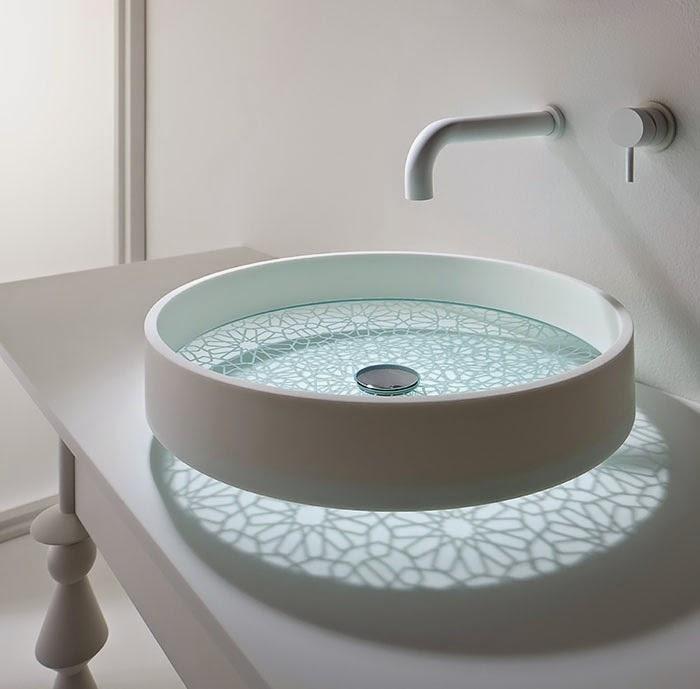 7 lavamanos de dise os ultra modernos para decorar tu ba o - Precio de lavabos ...