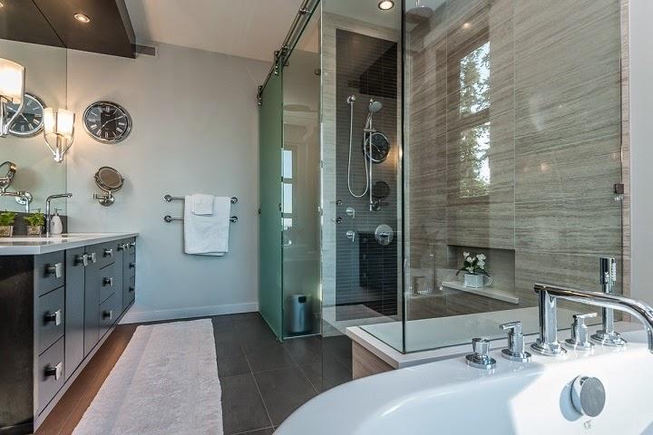 Interiores De Casas Modernas Baños