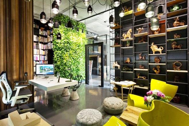decoracion-interior-oficina-de-arquitectura | ArQuitexs