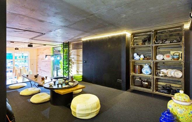 salon-de-te-Oficina-Showroom-Taller-Arquitectura-Sergey-Makhno