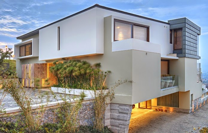 Arquitectura casaval agua luz y naturaleza costa rica for Arquitectura contemporanea casas