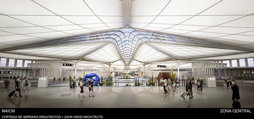 Serrano Arquitectos + Zaha Hadid Architects