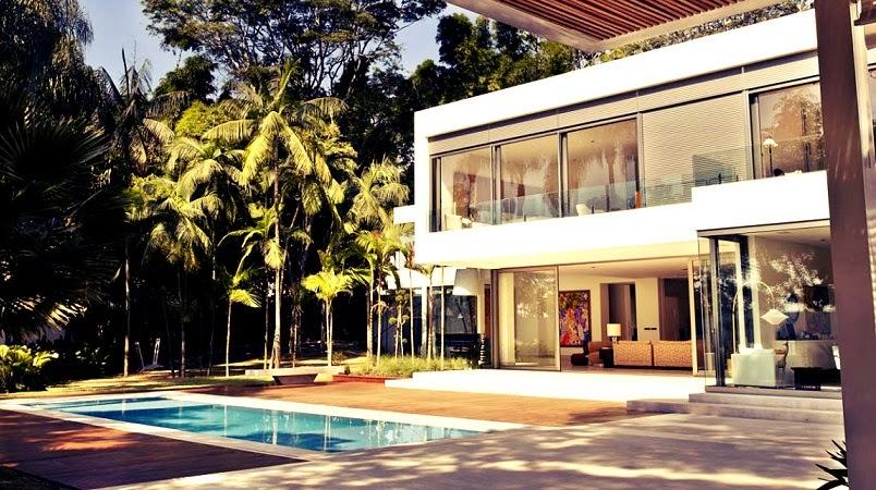 arquitectura-minimalista-Casa-Morumbi-Arquitectura-brasil
