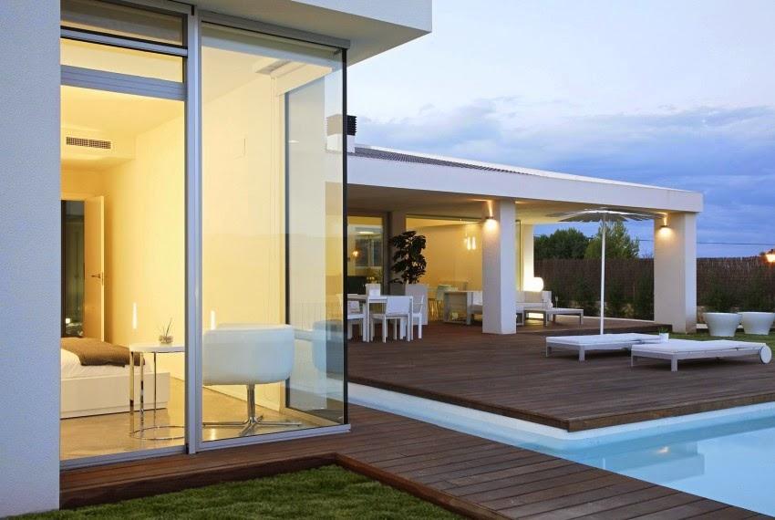 casa gora estilo minimalista vic projects espa a