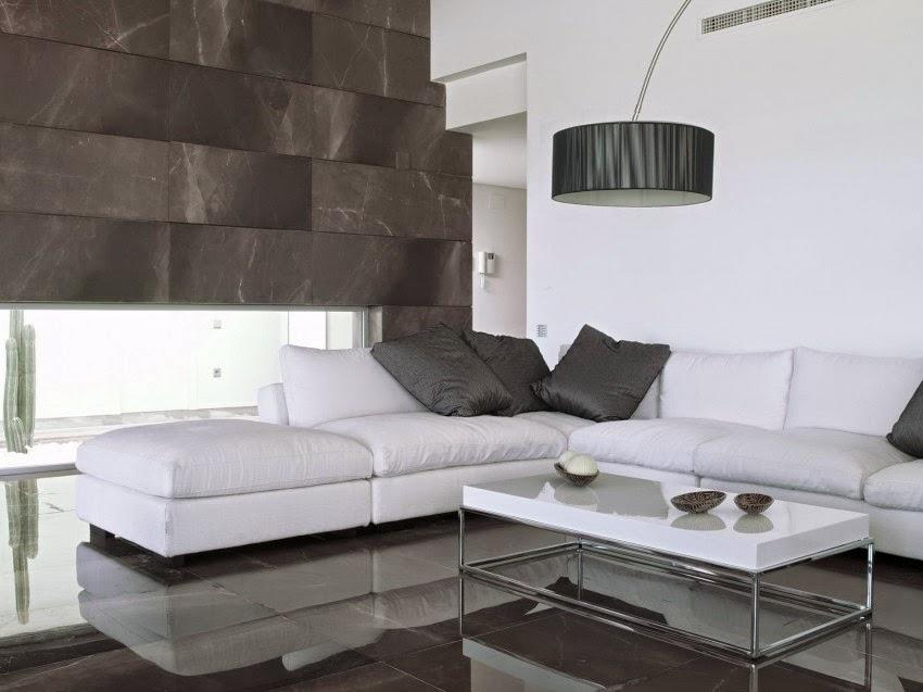 Casa gora estilo minimalista vic projects espa a for Decoracion casa minimalista