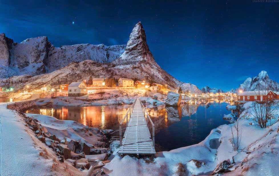 arquitectura-casas-en-Senja-Noruega-nombres de pueblos para cuentos