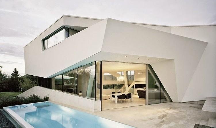 Arquitectura Casas Minimalista