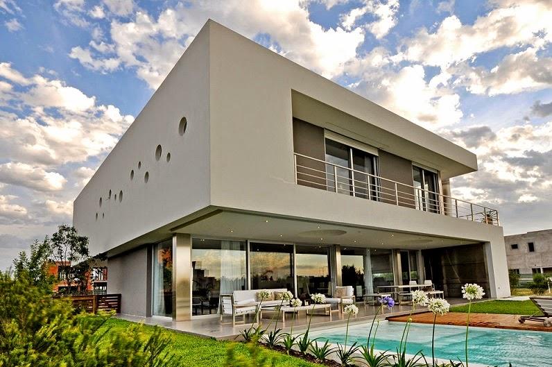 Casa cabo arquitectura minimalista en buenos aires argentina for Arquitectura minimalista casas