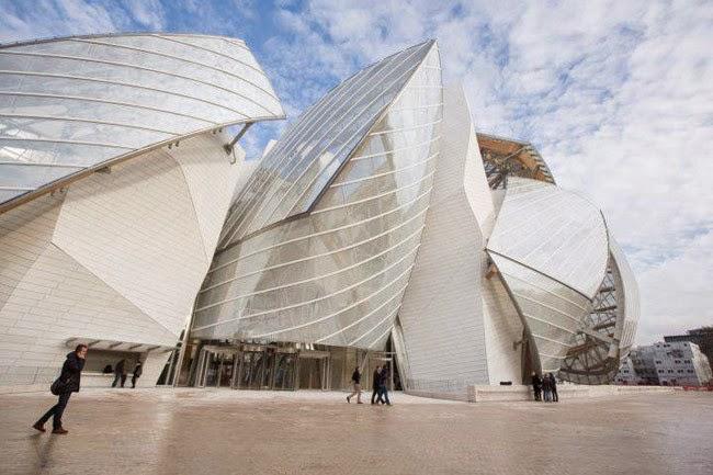 Fundación Louis Vuitton, nuevo espacio dedicado a la creación contemporánea francesa