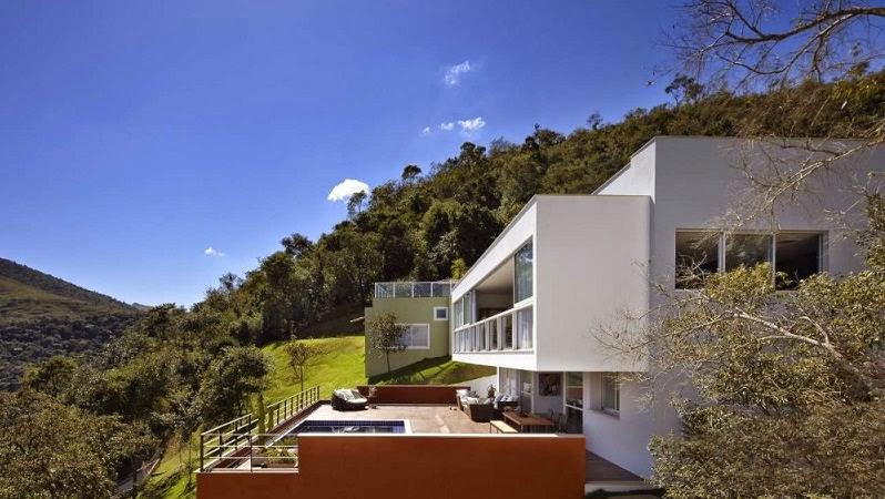 casa del Lago / David Guerra Architecture and Interior, Minas Gerais, Brasil