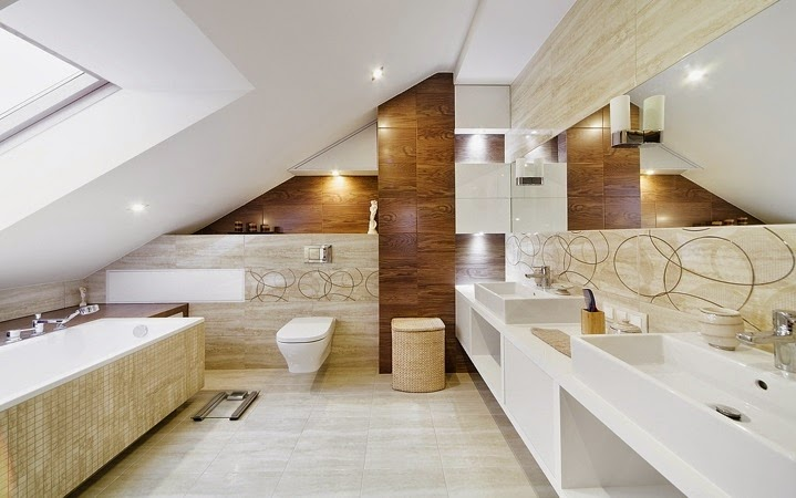 baño Diseño interior apartamento dúplex