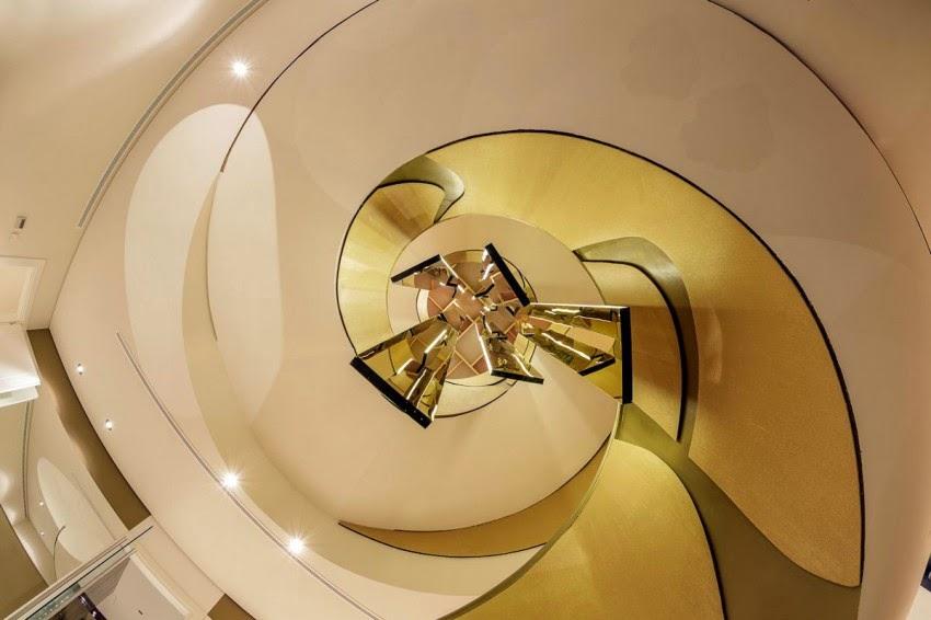 escaleras-caracol