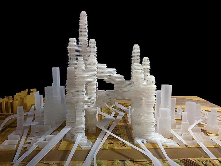 maqueta-impresion-3d-rascacielos