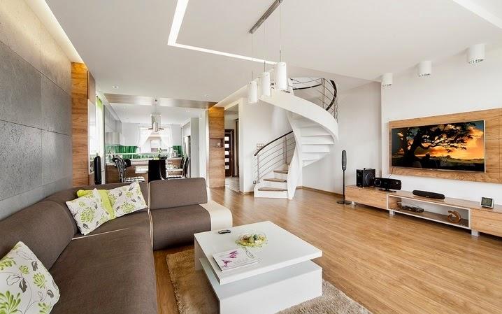 Superbe Apartamento Moderno En Sosnowiec / Conceptgroup