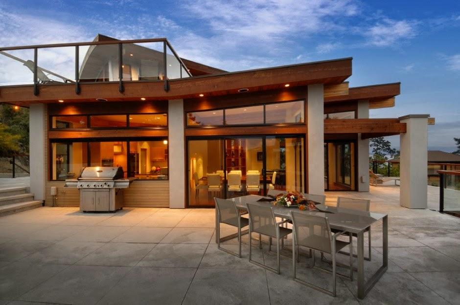 Arquitectura contempor nea armada house kb design for Bc home designs