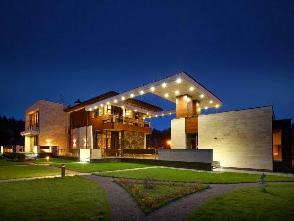 Casa s cuarta dimensi n arquitectos mosc rusia for Casa de arquitectos