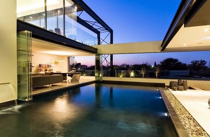 Casa ber diseño ultra moderno / nico van der meulen architects ...