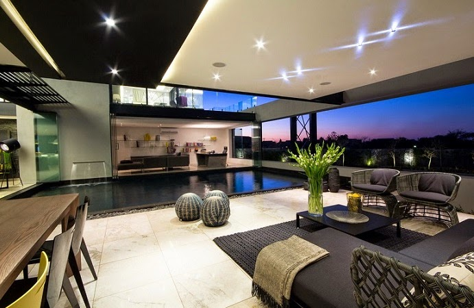 Casa ber dise o ultra moderno nico van der meulen for Casas estilo moderno interiores