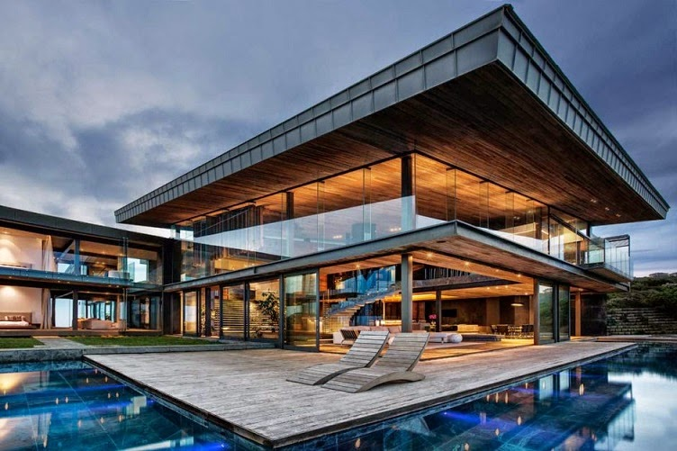 Cove 3 House by SAOTA and Antoni Associates