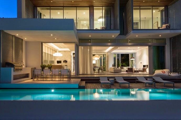 Peribere Residence by [STRANG] Architecture | Architecture, Miami ...