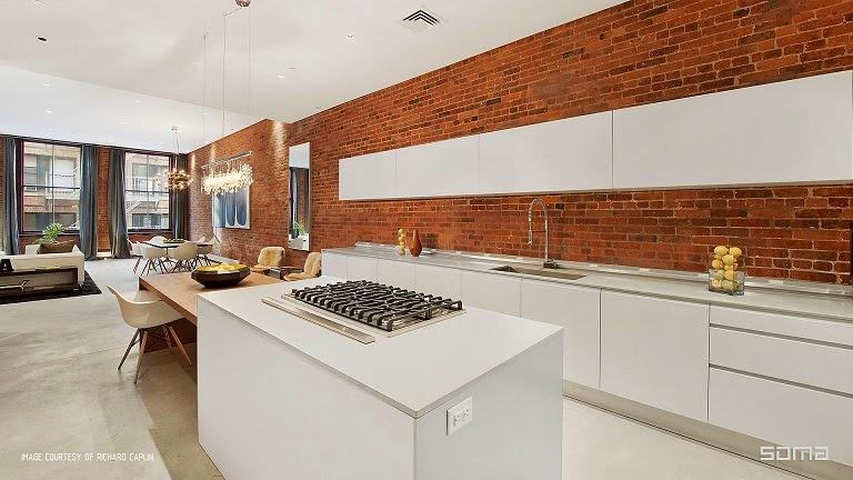 cocina-departamento-de-lujo-Nueva-York-NY-Estados-Unidos | ArQuitexs