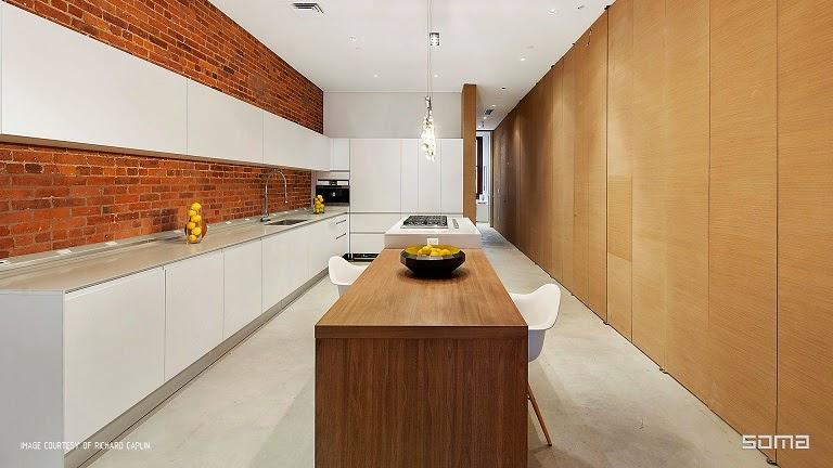 cocina-refromada-departamento-de-lujo-Nueva-York-NY-Estados-Unidos ...