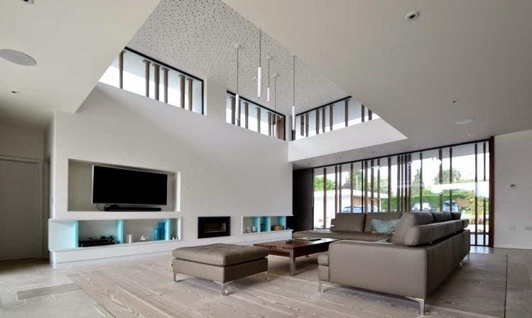 Interiores y exteriores de casas minimalistas taringa for Ambientes minimalistas interiores