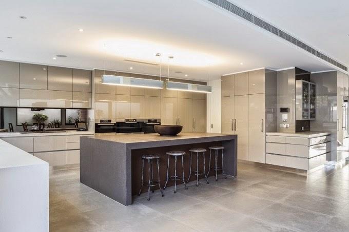 cocina-moderna-casa-Hampton