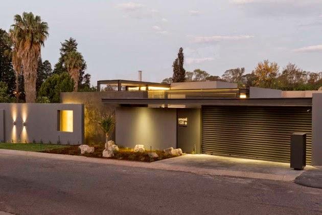 fachada-Casa Sar / Nico van der Meulen Architects