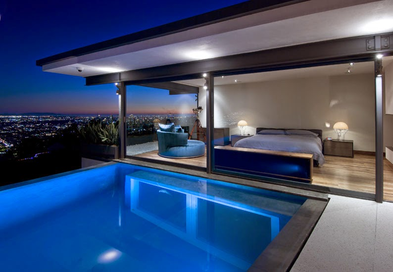 Hopen Place House Casa De Lujo En Hollywood Hills